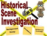 DBQ: Historical Scene Investigation