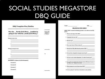 DBQ Guide: Document Based Question Resources