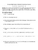 DBQ Questions for The Book Thief by Markus Zusak