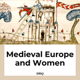 Medieval Europe and Women DBQ