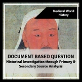 DBQ Sites of Encounter: Analyzing Historical Narratives of