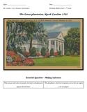 DBQ - Slavery Plantation (Southern Colonies)