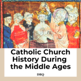DBQ: The Authority of the Catholic Church During the Middl