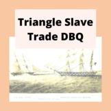 Triangle Slave Trade DBQ