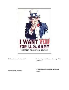 DBQ - WWI Propaganda: Uncle Sam