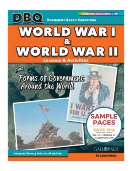 DBQ: World War I & World War II