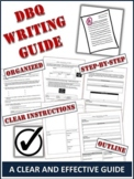 DBQ Writing Guide: A Clear 5 Page, Step-by-Step Guide to Success