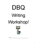 DBQ Writing Guide with Modifications