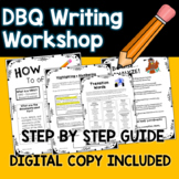 DBQ Writing Workshop DISTANCE LEARNING