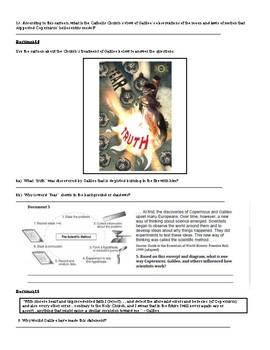 DBQ for the Scientific Revoltuion