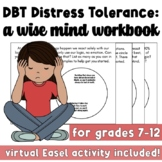 DBT Wise Mind Skills: Build the Self-Efficacy of Your Scholars!