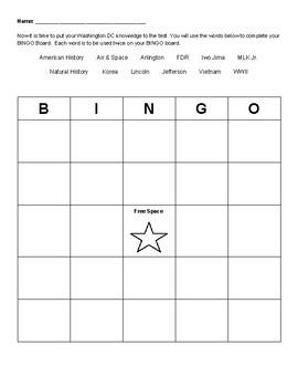 DC Bingo