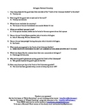DC Field Trip Questions For Kids