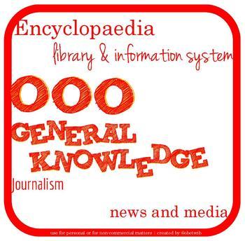 DDC 100 General Knowledge