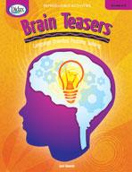 Brain Teasers: Language-Oriented Problem Solving (Grades 4-5)