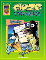 Cloze Encounters: Animals