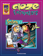Cloze Encounters: Space