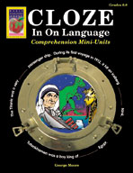 Cloze In On Language (Grades 6-8)