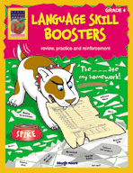 Language Skill Boosters (Grade 4)