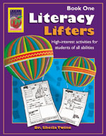 Literacy Lifters Book 1