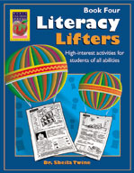 Literacy Lifters Book 4