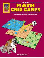 Math Grid Games
