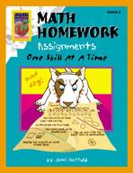 Math Homework Assignments (Grade 2)