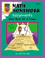 Math Homework Assignments (Grade 5)