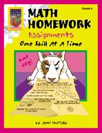 Math Homework Assignments (Grade 6)