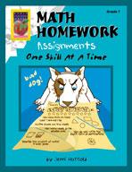 Math Homework Assignments (Grade 7)