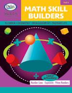 Math Skill Builders (Grade 6)