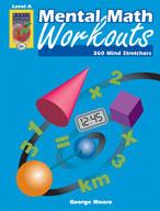 Mental Math Workouts (Grades 4-6)
