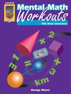 Mental Math Workouts (Grades 7-9)