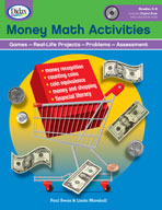 Money Math Activities
