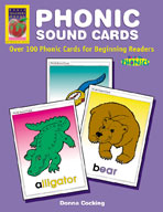 Phonic Sound Cards