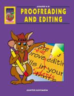 Proofreading/Editing (Grades 4-8)