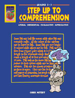 Step Up To Comprehension (Grades 2-3)