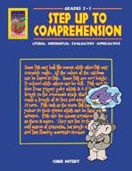 Step Up To Comprehension (Grades 2-3)