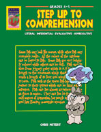 Step Up To Comprehension (Grades 4-5)