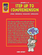 Step Up To Comprehension (Grades 6-8)