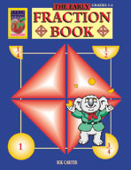 The Early Fraction Book (Grades 3-4)
