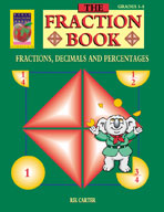 The Fraction Book (Grades 5-8)