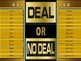 DEAL OR NO DEAL Math 7 Remediation SOL Review Game Middle School Fun!
