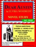 DEAR AUSTIN Novel Study Unit
