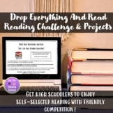DEAR (Drop Everything And Read) Challenge & Projects