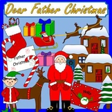 DEAR FATHER CHRISTMAS book study, letter writing