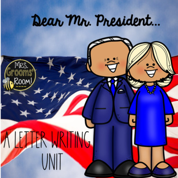 LETTERS FOR THE PRESIDENT