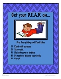 D.E.A.R. (Drop Everything and Read) Poster