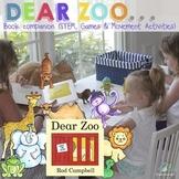 DEAR ZOO Book companion (STEM, Games and Movement Activiti