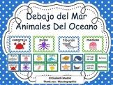 DEBAJO DEL MAR ANIMALES DEL OCEANO